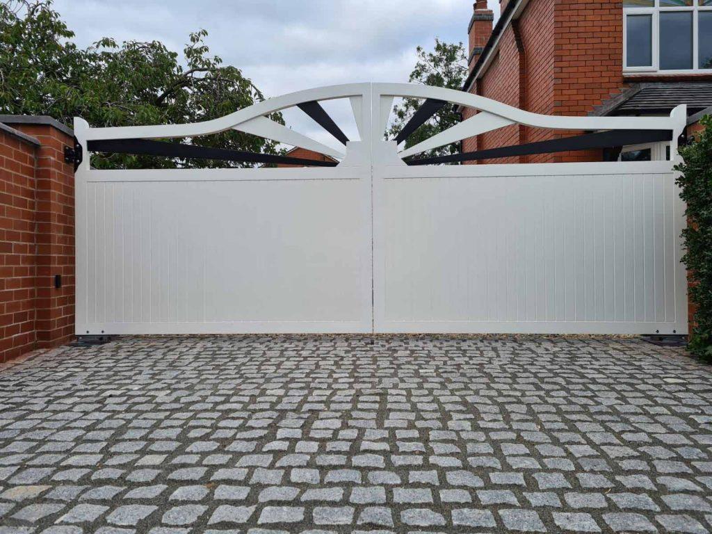 Automated Entrance Gate
