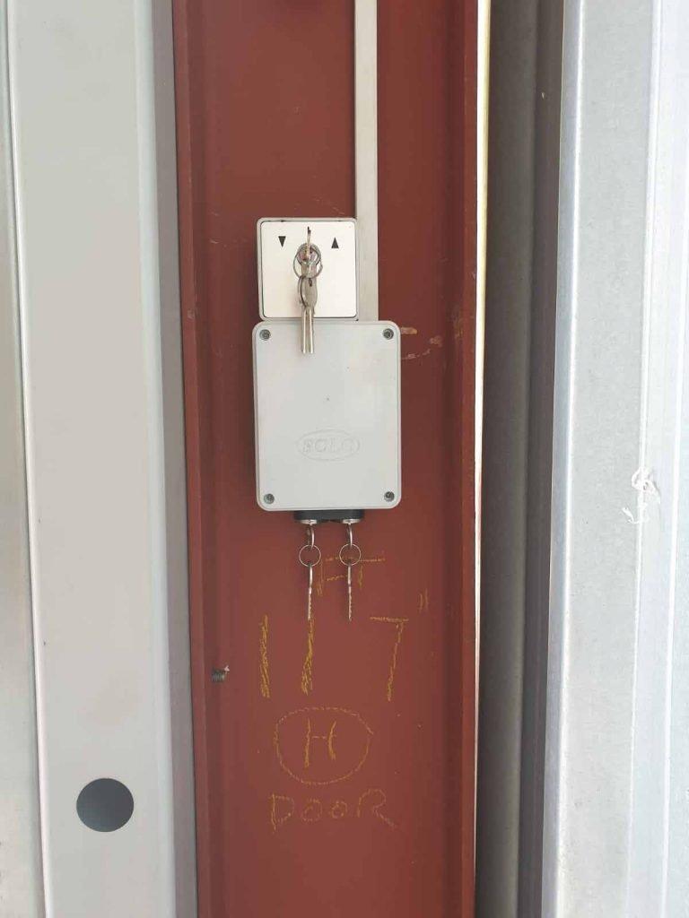 Industrial Roller Shutter Doors