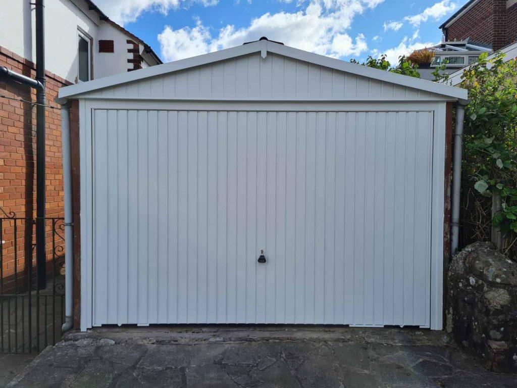 Up & Over Garage Doors - After