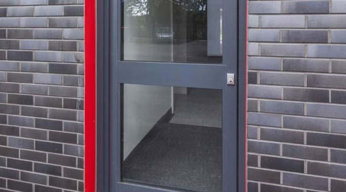 Commercial Entrance Door Listing