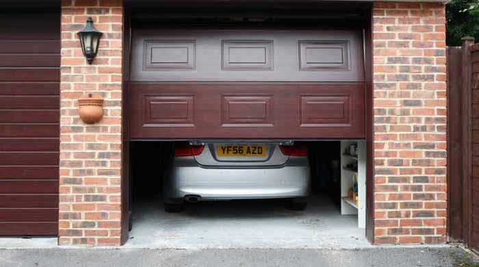 Garage Doors Automation Listing