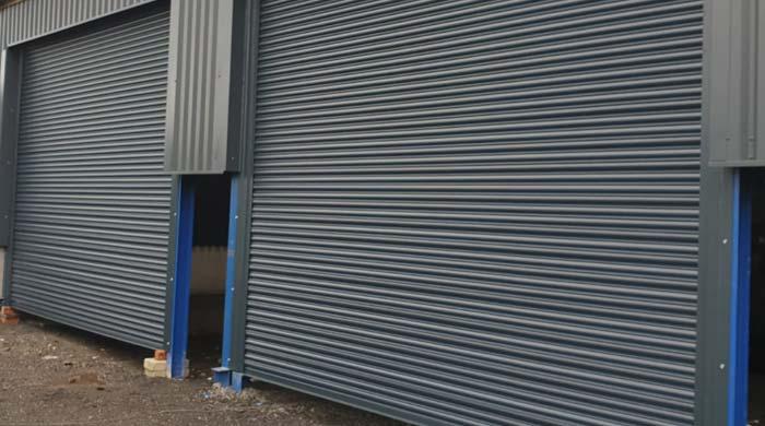 Industrial Roller Shutter Doors Listing