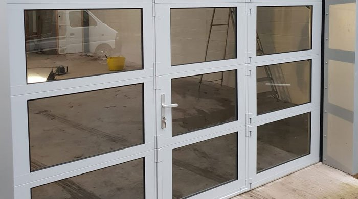 Industrial Overhead Sectional Doors Listing