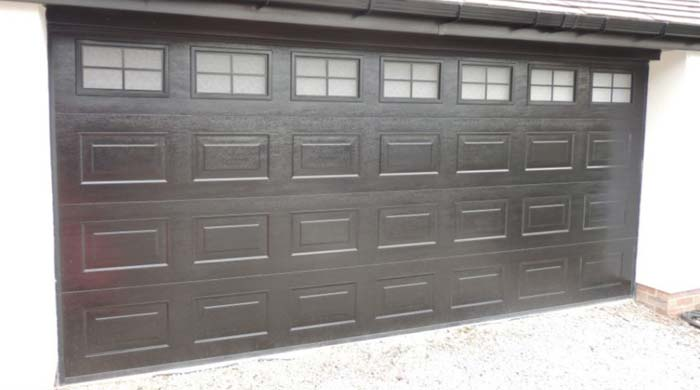 Insulated Sectional Garage Doors Listing