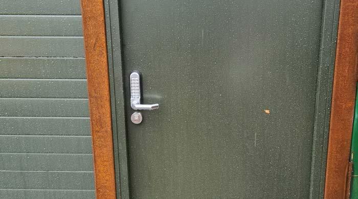 Steel Security Doorsets Listing